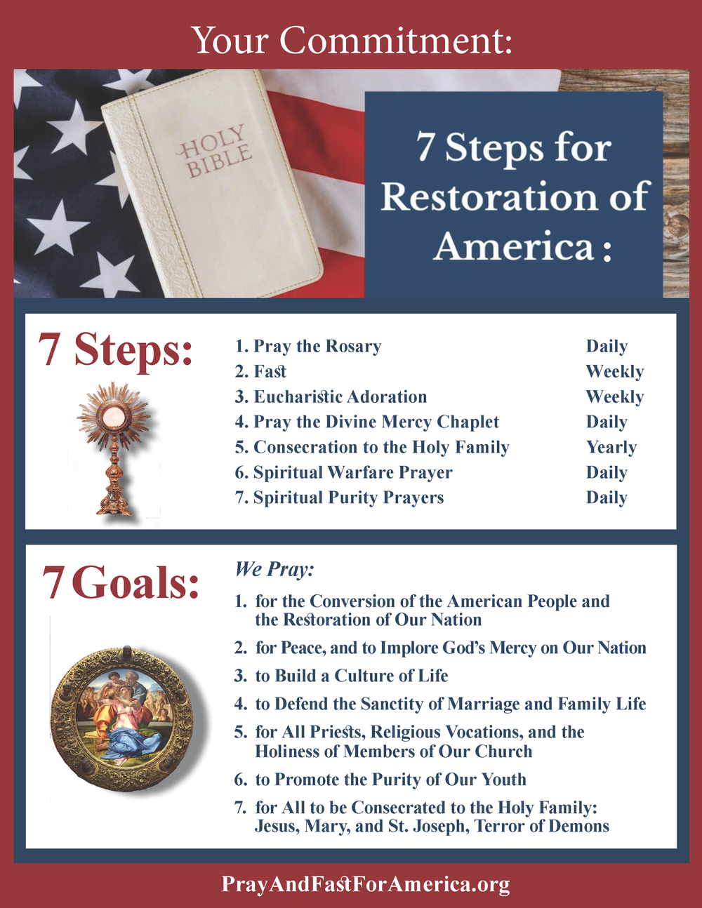7 Steps 7 Goals 2021 Png White Background Withimages
