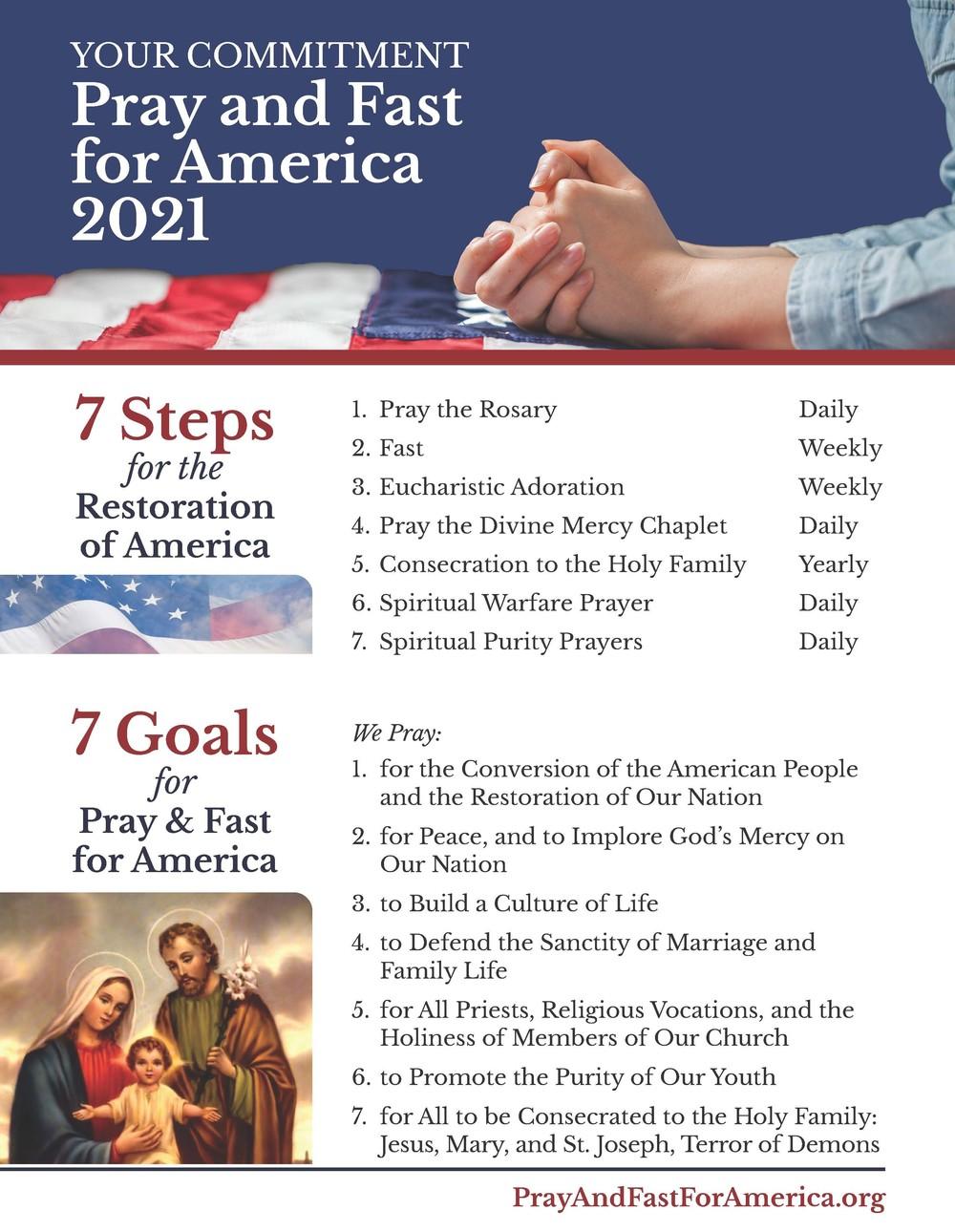 Pf 7 Steps Goals Flyer
