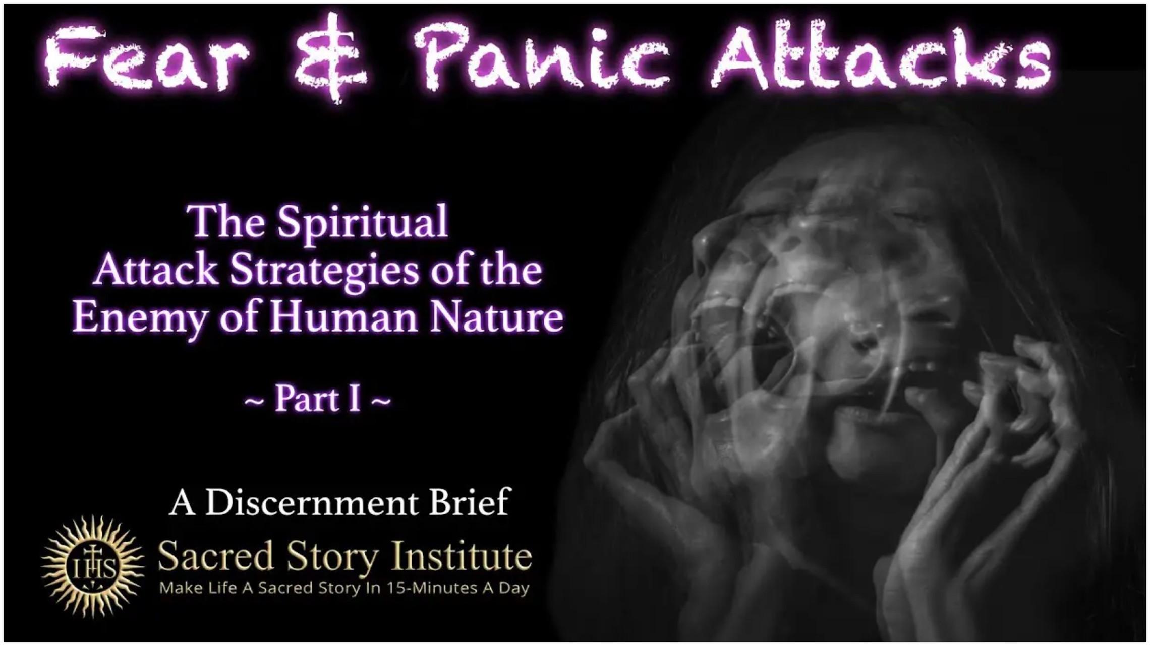 Spiritual Attack Strategies | Part 1