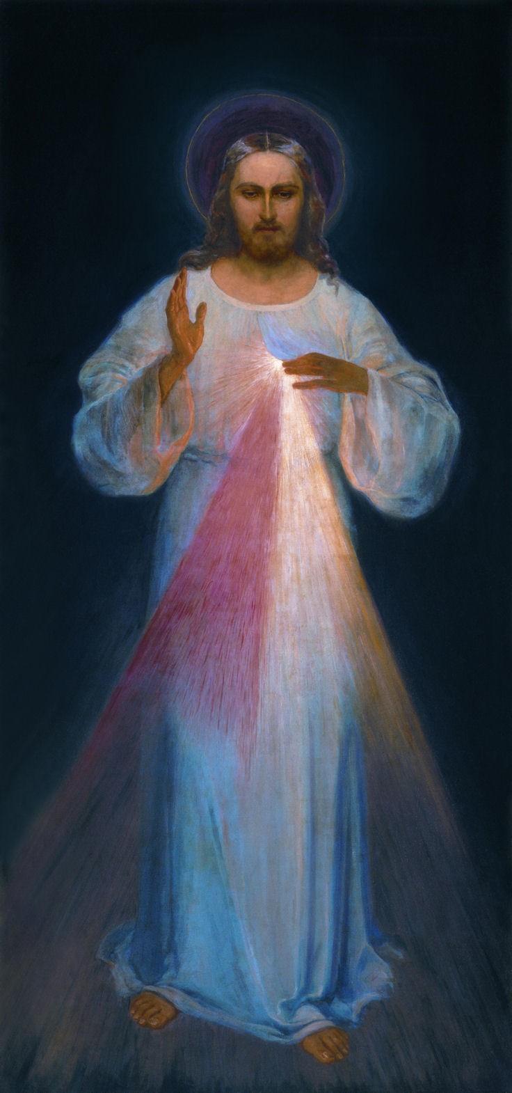 Kazimirowski Eugeniusz Divine Mercy 1934