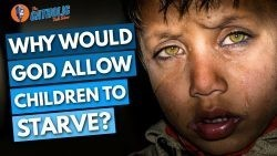 Why Does God Allow Children To Suffer?