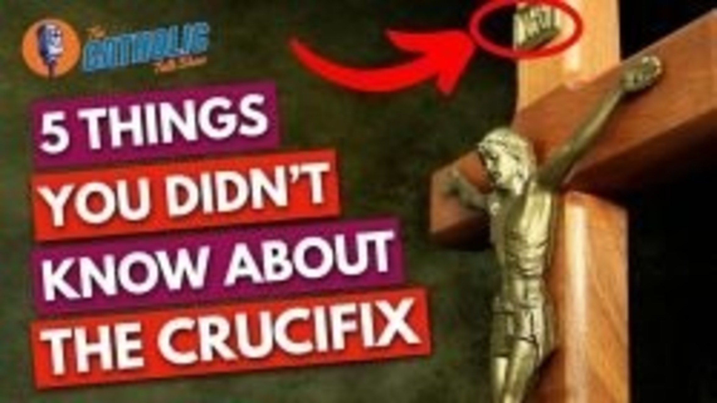 5 Things You Didn't Know About The Crucifix