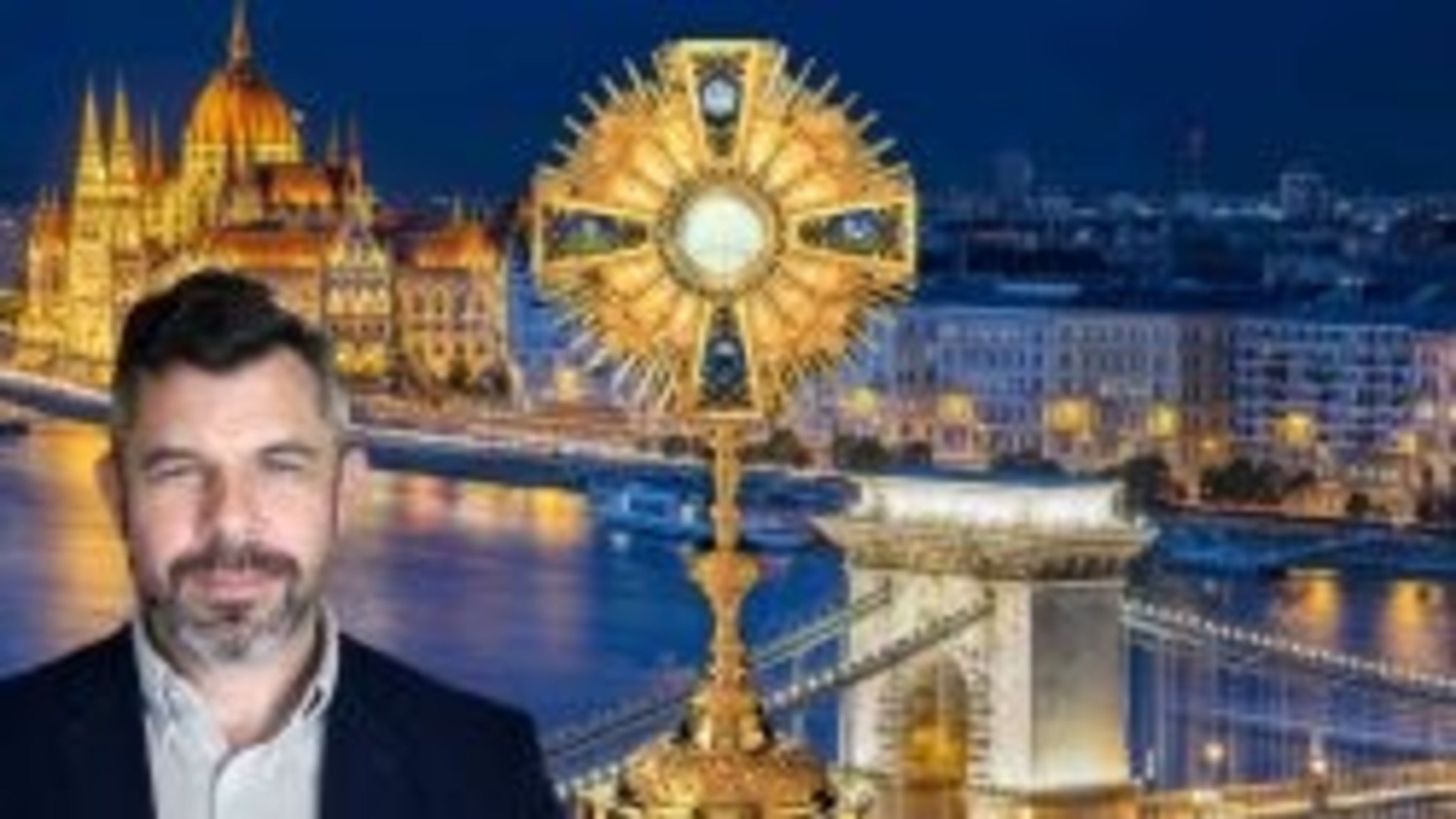 Eucharistic Mega-Procession of 200,000 People in Hungary