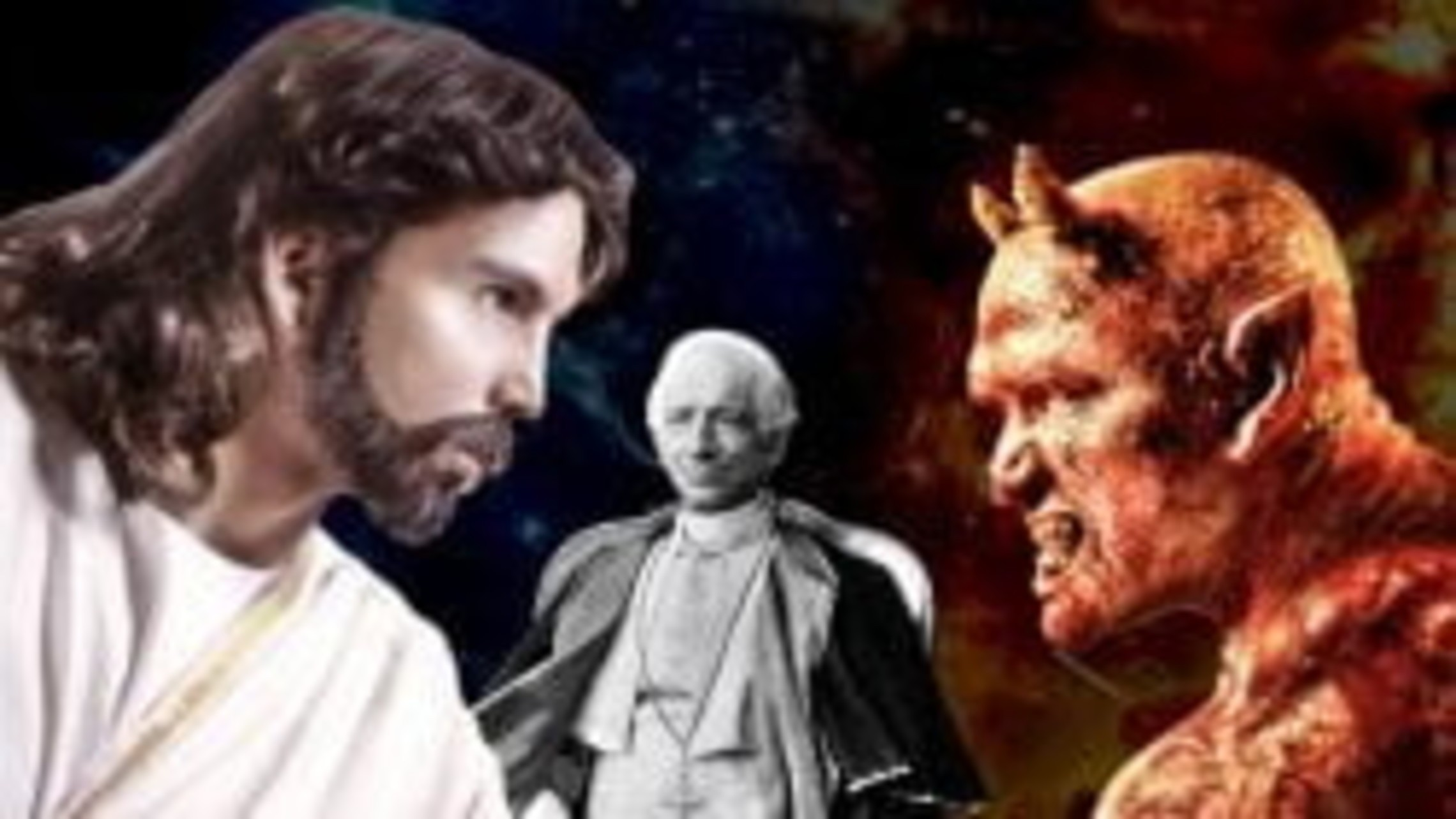 """Satan Debates God: """"I need 50-60 more years!"""" Is this vision of Pope Leo XIII in 1886 real?"""
