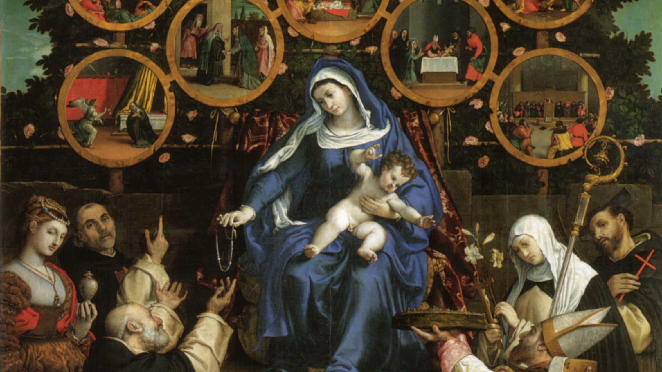 Rosary Image
