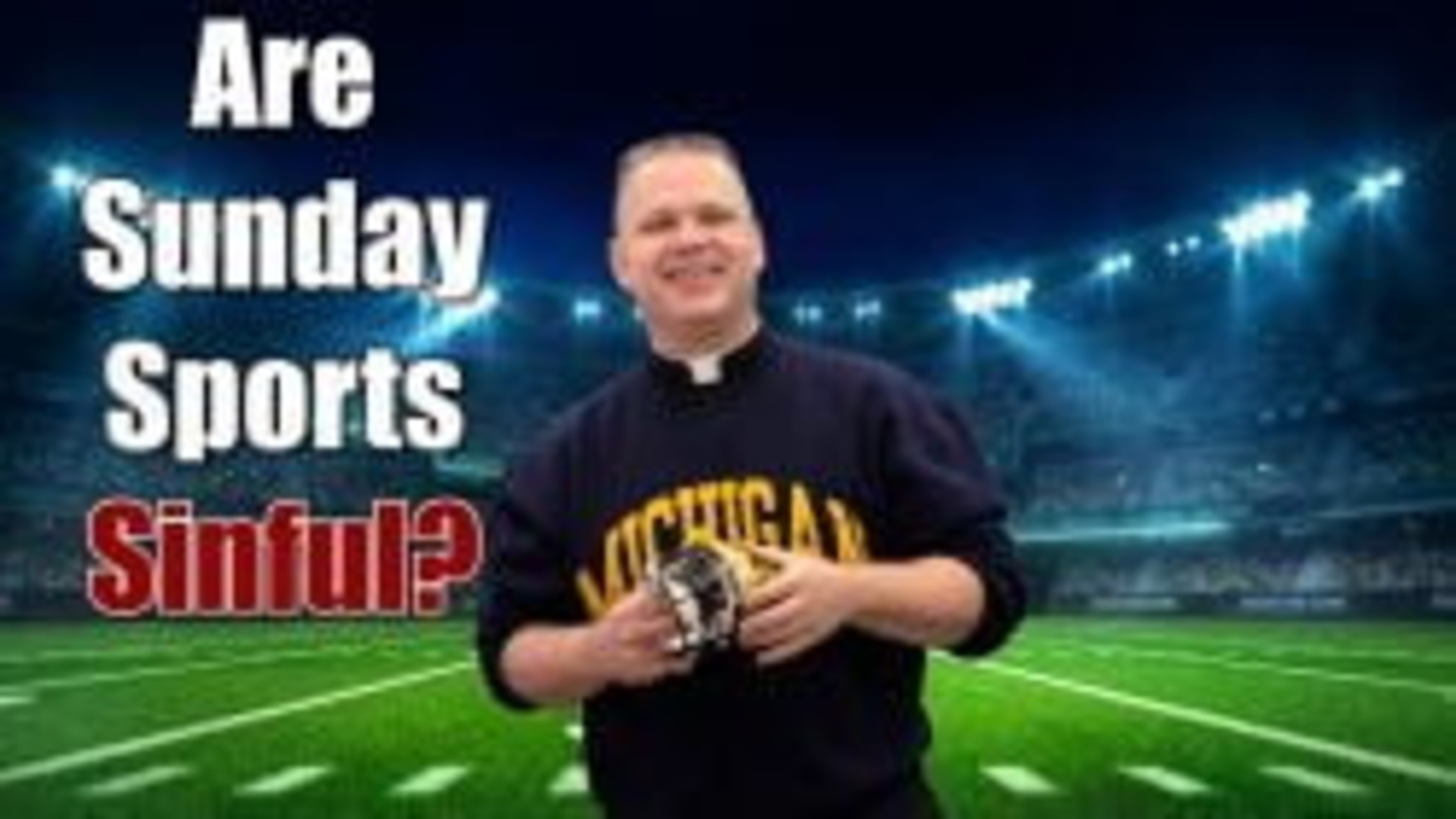 Are Sunday Sports Sinful?