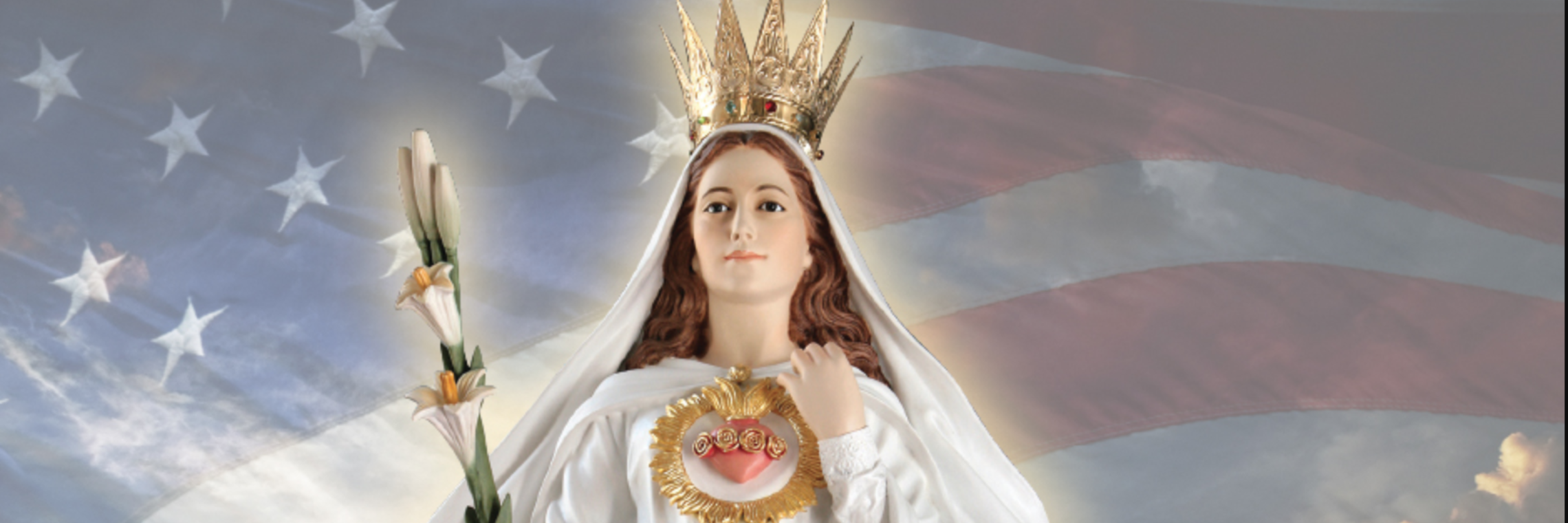 Our Lady of America Image
